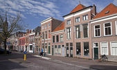 Delft architecture — Stock Photo