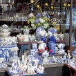 Stock Photo: Delft pottery