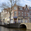 Stock Photo: Delft canals