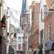 Stock Photo: Delft architecture