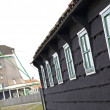 Stock Photo: Windmills in Zaanse Schans museum