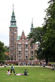 コペンハーゲン、デンマークの教会 — ストック写真