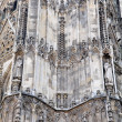 St. Stephen&#039;s Cathedral in Vienna - Stok fotoraf