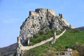 Castle Devin in Slovakia — Stock Photo