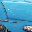 Veteran car - detail — Stock Photo