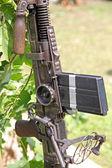 第二次世界大戦から古い機関銃 — ストック写真
