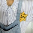 Stock Photo: Jewish clothes from world war II
