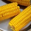 Stock Photo: Cooked corn