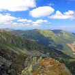 View from Chopok - Low Tatras, Slovakia — Stock Photo