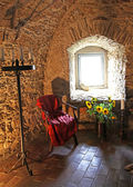 Interior of Spis Castle, Slovakia — Stock Photo