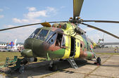 Helicopter Mil Mi-7 — Stock Photo