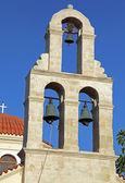 Church in village Panormo at Crete, Greece — Stock Photo