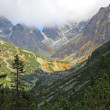 High Tatras mountains, Slovakia — Foto Stock