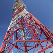 Telecommunication transmitter — Stock Photo #34403177