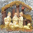 Christmas decoration - Bethlehem — Stock Photo