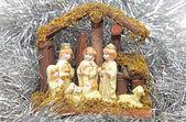 Christmas decoration - Bethlehem — Stock Photo