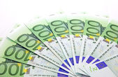 One thousand euros — Stock Photo