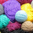 Skein of wool — Stock Photo