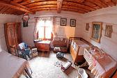 Pribylina - interior de casa rural — Fotografia Stock