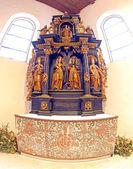 Pribylina - interior of church — Stock Photo