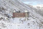 Observatorium at High Tatras, Slovakia — Stock Photo