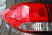 Taillight at the car — Stock Photo