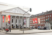 Theater in city Aachen, Germany — Stock Photo