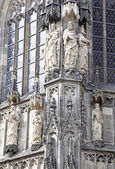Cathédrale d'aix-la-chapelle, allemagne — Photo