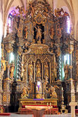 Interior of church in city Presov, Slovakia — 图库照片