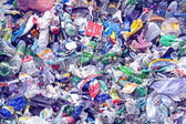 Plastic waste — Stock Photo