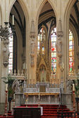 Interior of St. John's Cathedral at 's-Hertogenbosch, Netherland — Stock Photo