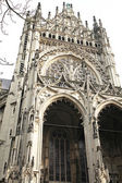 St. John's Cathedral at 's-Hertogenbosch, Netherlands — Stock Photo