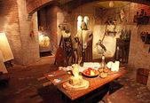 Inside Bosch art centre at 's-Hertogenbosch, Netherlands — Stock Photo