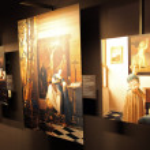 Постер, плакат: Vermeer centre Delft Netherlands