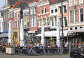 Town Delft, Netherlands — Stock Photo