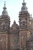Church in Amsterdam, Netherlands — Stock Photo