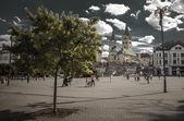 Stad zilina, Slowakije — Stockfoto
