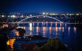 Bridge Apollo at Bratislava, Slovakia — Stock Photo