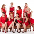 Royalty-Free Stock Photo: Ideas for hen party