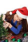 świąteczne przygotowania — Zdjęcie stockowe