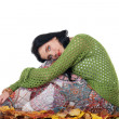 Autumn depression — Stock Photo