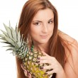 Pineapple summer — Stock Photo #15376571