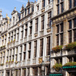 Brussels Grand Place — Stock Photo