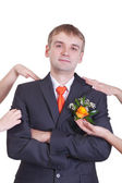 Prepare for the wedding — Stock Photo