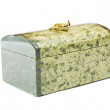 Royalty-Free Stock Photo: Stone Ural box from the coil.