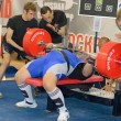 Stock Photo: Championship of Russion powerlifting in Moscow.