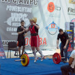 Championship of Russia on powerlifting in Moscow. — Photo