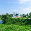 The Golden ring of Russia, Suzdal city. — Stock Photo