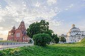 золотое кольцо россии, города владимира. — Стоковое фото