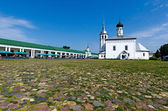 The Golden ring of Russia, Suzdal city. — Стоковое фото